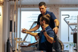 Physiotherapie Björn Bruns_Behandlung
